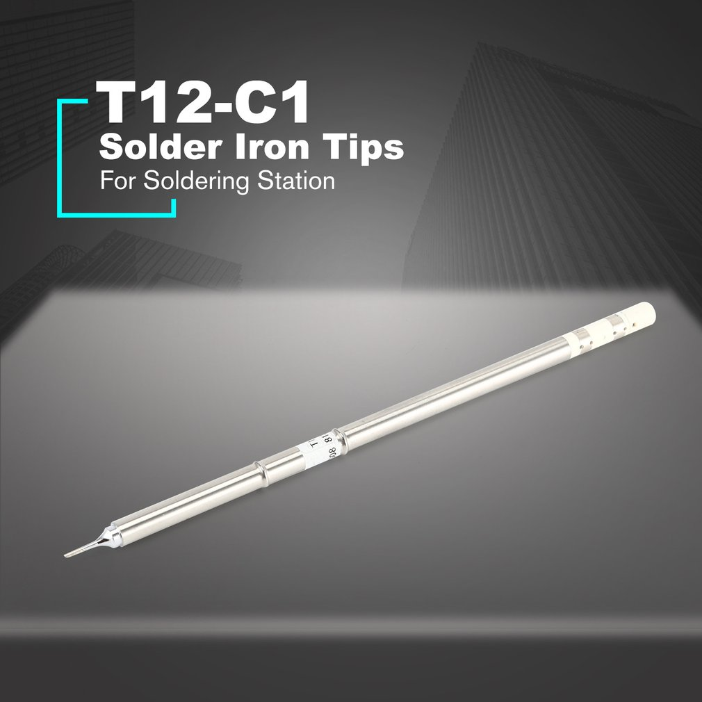 T12 Series Electronic Soldering Iron Tip T12-KR High-grade Welding Tools T12 Soldering Tip For Soldering Station Rapid Heating