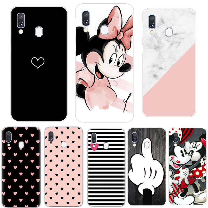 For Samsung A70 Case Soft TPU Phone Back Cover For Samsung Galaxy A7 2018 A50 A30 A20 A10 A30S A40 S10 Plus S10E Silicone Coque image