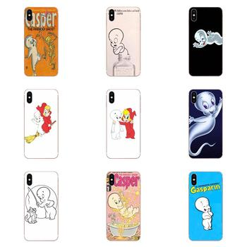 Casper & Friends Soft Mobile Pouch For Huawei Honor Mate 20 p40 lite pro 10i 20i 8S lite Y9 Y7 Y5 Prime 2019 2018 image