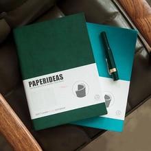 купить 1PCS Dot Grid notebook A5 Soft Cover Diary Bullet journal Notebook Dotted Journal Bujo agenda 2019 по цене 736.79 рублей