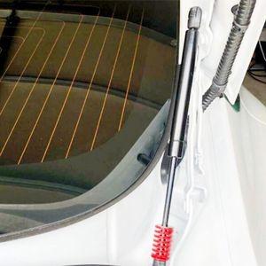 Image 4 - Cho Mẫu Tesla Model 3 Tự Động Thân Cây Nâng Hỗ Trợ Bằng Khí Nén Phía Sau Thân Cây Thanh Chống Bộ