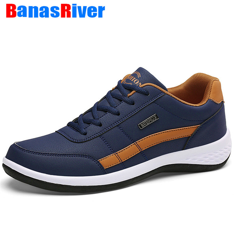 UEXIA Leather Slip-on Men Shoes Loafers Male Moccasins Flats Soft Breathable Casual Dress Plush Boat Driving Sneakers Footwear
