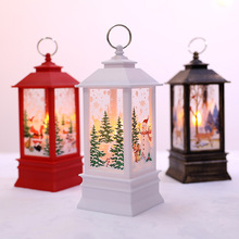 Big Led Candle light Christmas Night Light Home New Year Decoration Holder Party Christmas Gift Tree Small Oil Lamp