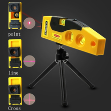 Laser level crosshair infrared level level bubble measuring instrument with tripod measuring tool construction tool laser level