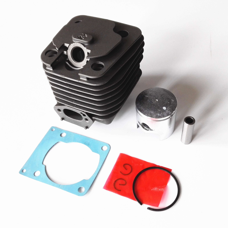 3800 38cc Gasolina Motosierra conjunto de cilindro y pistón diámetro: 39 mm