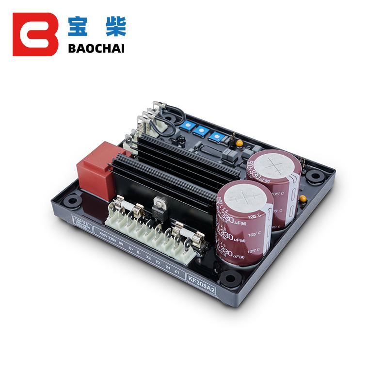 KF308A2 voltage regulator 380v 220v ac stabilizer KANGFU generator parts