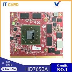 Radeon HD7650A HD7650 215-0803043 DDR3 2GB Video Grafikkarte Mit X-Halterung Für HP Eliteone 600 800 Compaq 8200 8300 Envy20 23