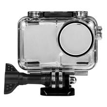 40M Waterproof Case for DJI Osmo Action Camera Accessories Housing Diving Protective Shell