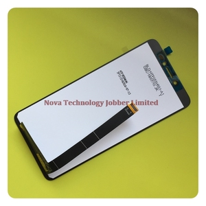 Image 4 - Wyieno Tested BQ5514 Digitizer Panel Parts For BQ BQ 5514G Strike Power Touch + LCD Display Screen Assembly tracking 5514L 4G