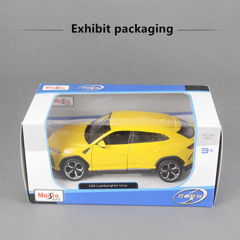 Maisto 1:24 Lamborghini Simulatie legering super speelgoed auto model Voor met stuurbediening voorwielbesturing speelgoed auto