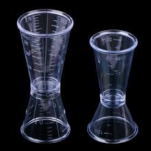Cup-Bar-Accessories Cocktail-Shaker Jigger Measurer Drink-Mixer Wine Short Resin-Bar