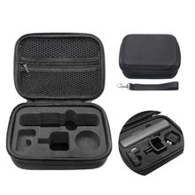 Mini Carrying Case EVA Storage Bag Handheld Box Pocket for DJI OSMO Pocket Gimbal Camera Accessories handheld gimbal adapter switch mount plate for gopro 6 5 4 3 3 yi 4k camera for dji osmo for feiyu zhiyun smooth q gimbal