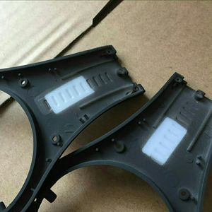 Image 4 - Replacement Earphone housing, inner head beam, facings inside bezels parts, plastic cover for studio 1 1.0 wireless Headphone