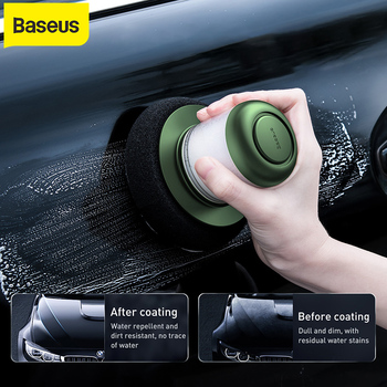 Baseus Car Coating device Scratch Remover Hydrophobic Auto Paint Care 100ml Liquid For Car Polisher Paint Repair Accessory 30ml hardness 10h super hydrophobic car glass coating car liquid coat paint care durability anti corrosion coating set