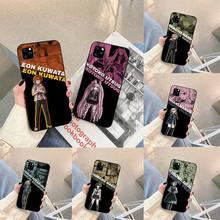 Danganronpa Anime Phone Case For iphone 5s 6 7 8 11 12 plus xsmax xr pro mini se Cover Fundas Coque