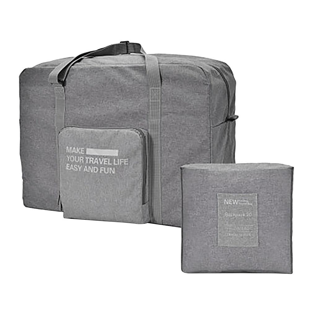 OCARDIAN Duffel-Bag Handbag Overnight-Luggage Cabin-Carry Oxford Foldable Travel Water-Resistant