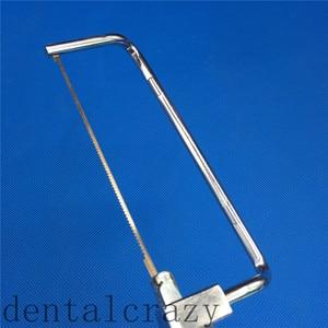 Image 4 - Best Dental Lab Short Plaster Saw / Long Plaster Saw High Quality,Dental Lab tools ,Dental gypsum saws, Plaster saw bow