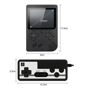 Image 5 - 800 en 1 rétro Console de jeu vidéo jeu de poche Portable poche Console de jeu Mini lecteur de poche pour enfants cadeau