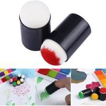Губки кисточки для пальцев чехол хранения 40 шт в упаковке крафт