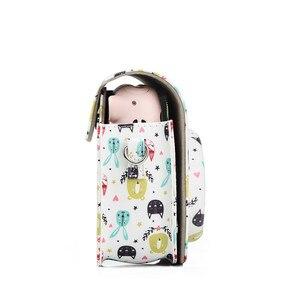 Image 4 - Fujifilm – sac à bandoulière en cuir PU pour appareil photo Instax Mini 11 9 8, joli Animal, Mini Film pour appareil photo instantané, housse de protection