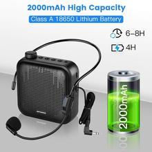 APORO Mini Compact and Convenient Bluetooth Speaker Soundbar Speakers Card Guide Lecture