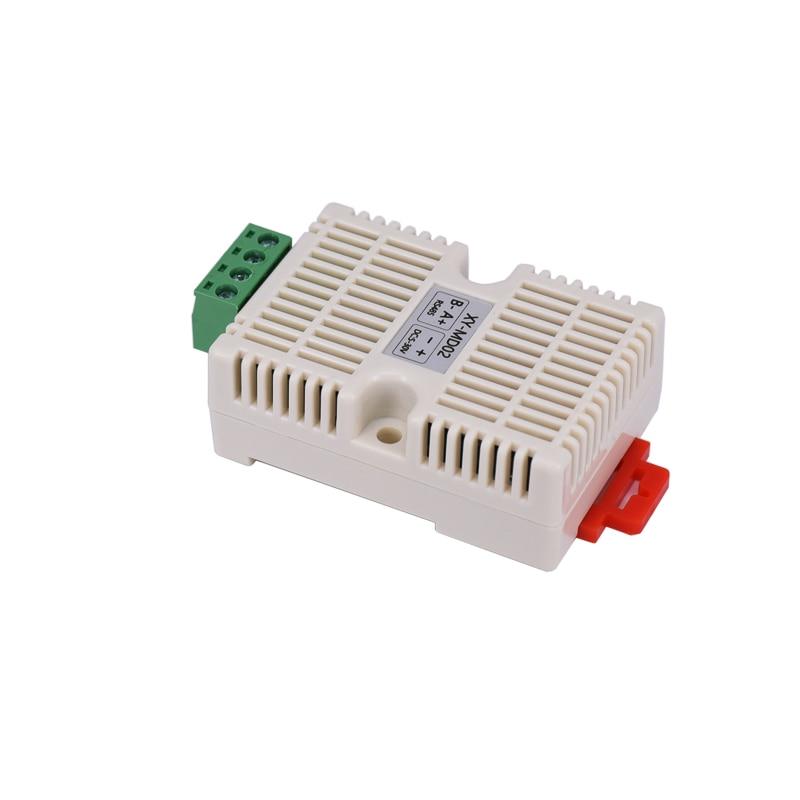 Temperature Humidity Transmitter SHT20 Sensor High Precision Monitoring Modbus RS485