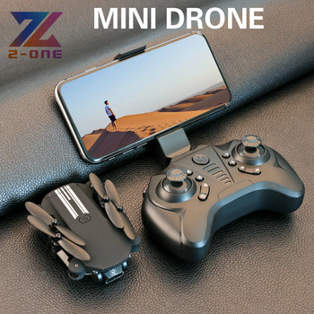 2020 New Mini 4K HD Camera RC Drone WIFI 1080P Small Foldable Quadrotor Easy To Carry High Keep Mode Helicopter indoor Toy gift