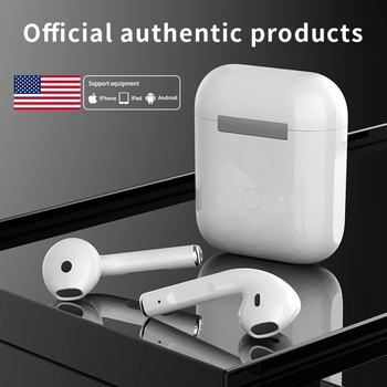 TWS Wireless Earpiece Bluetooth 5.0 Earphones sport Earbuds Headset With Mic better for i7S i12 i9s for Xiaomi Huawei Android