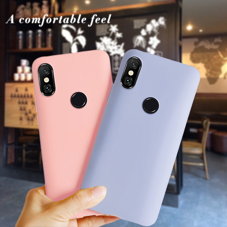 Phone Case For <font><b>Xiaomi</b></font> <font><b>Mi</b></font> <font><b>A2</b></font> Lite Case <font><b>Capa</b></font> Soft <font><b>Silicone</b></font> Luxury Bumper Cover For <font><b>Xiaomi</b></font> Xiomi Xaomi <font><b>Mi</b></font> <font><b>A2</b></font> A 2 Lite A2lite Cases image