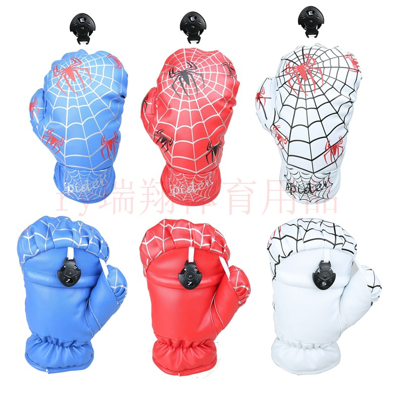 Golf Wooden Pole Sets Spider Boxing Waterproof Pu Wooden Pole Sets Fairway Woods Thick Fit Protection