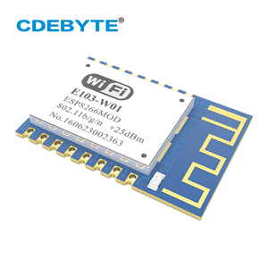 E103-W01 WIFI ESP8266EX 2.4Ghz 100mW PCB Antenna IoT uhf Wireless Transceiver ESP8266 Transmitter and Receiver RF Module
