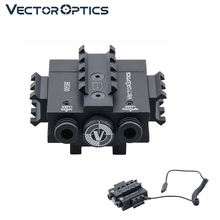 Vector Optics Viperwolf – Laser vert 532nm et 850nm, Invisible, infrarouge, viseur combiné, Vision nocturne
