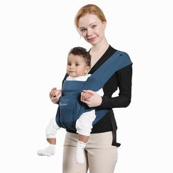 EGOBABY Newborn Baby Carrier Multi-function Front Hold Out Simple Baby Sling Front and Back Dual-use Baby Wrap For 0-36Months