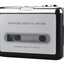 Old-Cassette-Tape Walkman Music-Player Convert Captuer To USB PC with Free-Earphone Format