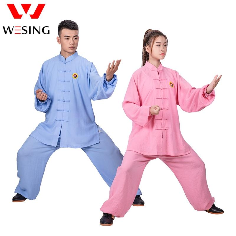 WESING Tai Chi Uniform Traditional Chinese  Tai Chi Clothing Kung Fu Martial Arts Clothes