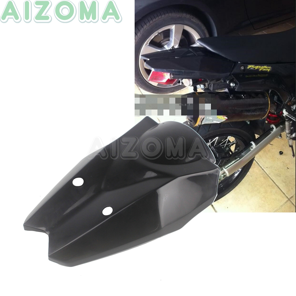 BLACK Plastic Front Wheel Mud Guard Fender Orion Apollo 125 250cc PIT Dirt Bike