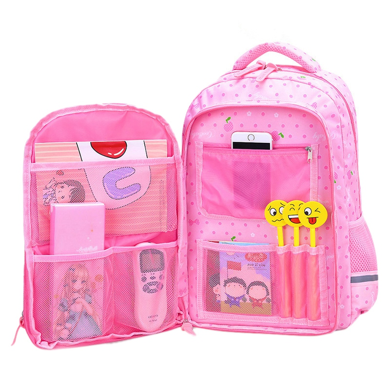 ABDB-Schoolbags Waterproof School Backpacks For Teenagers Girls Kids Backpack Children School Bags