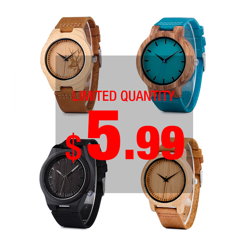 часы мужские BOBO BIRD Watch Man Wood часы женские Clearance Promotion Quartz Wristwatche Male Relogio Masculino High Quality