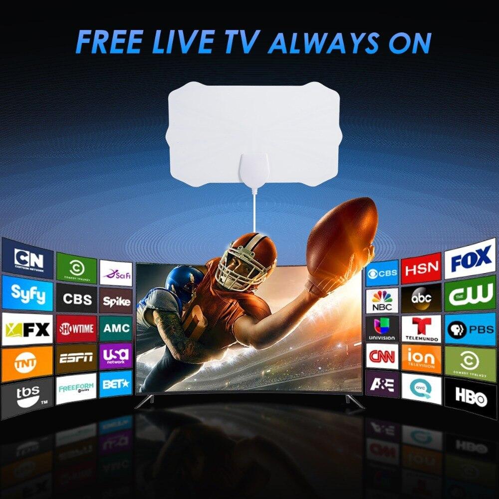 შიდა ციფრული HDTV ანტენის - სახლის აუდიო და ვიდეო - ფოტო 6