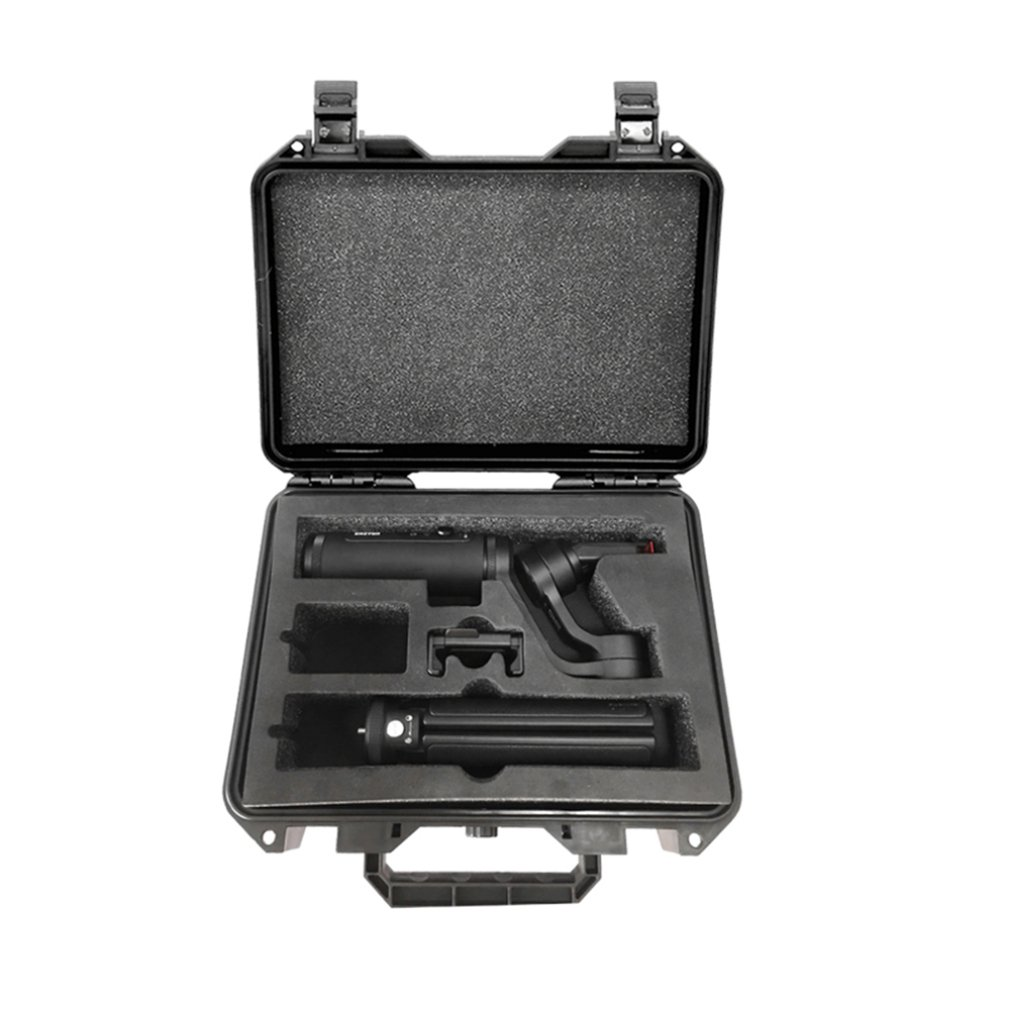 For Zhiyun Smooth Q2 Storage Bag Waterproof Suitcase Handbag Explosion Proof Carrying Case Storage Bag Box