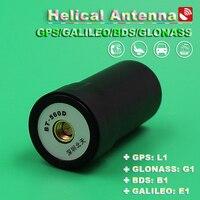 BEITIAN NEW 3 18V drone NAV RTK ZED F9P Receiver helical spiral GNSS antenna GPS BDS GLONASS GALILEO,SMA J, BT 560D