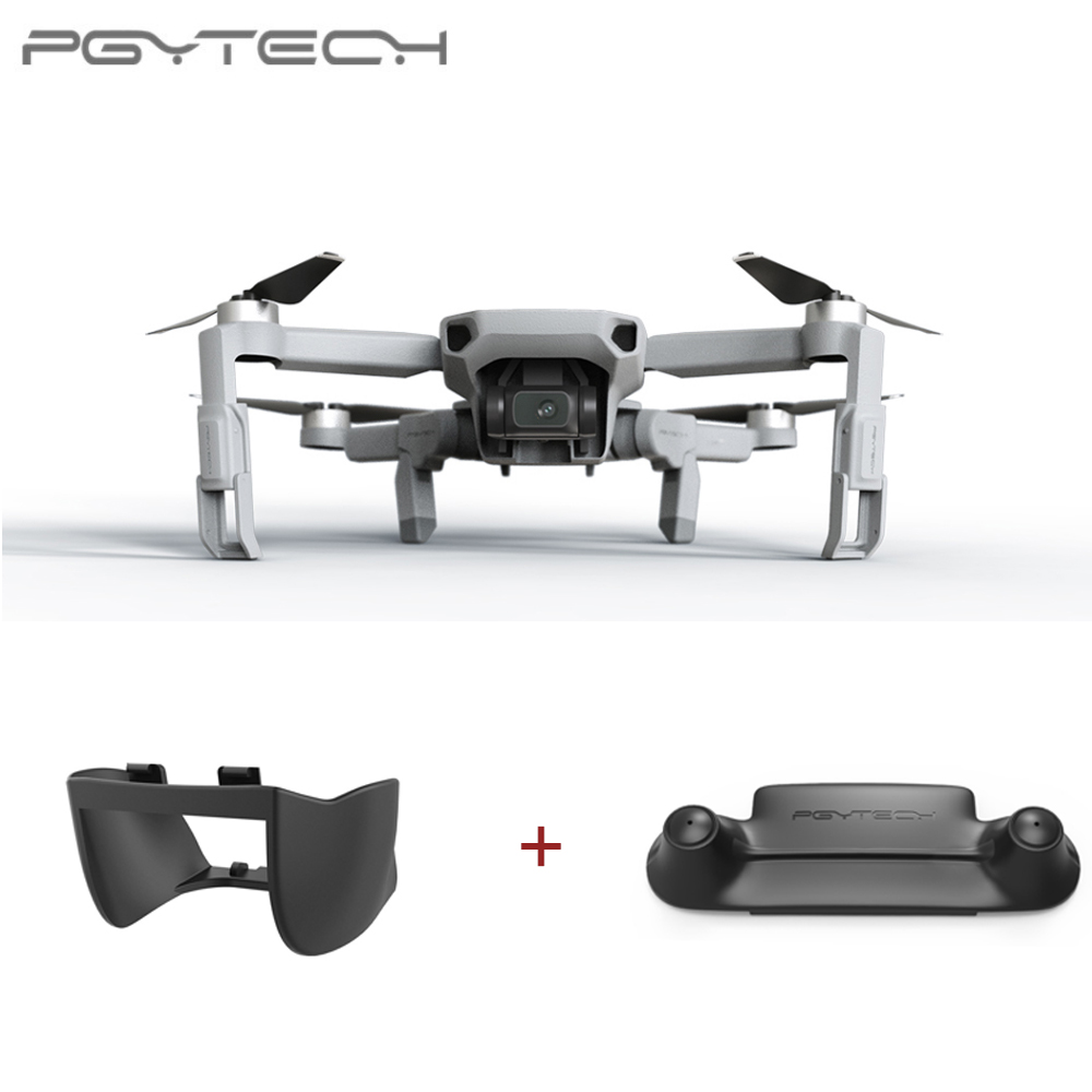 PGYTECH 2PCS For DJI Mavic Mini Remote Control Guard Stick + Gimbal Lens Hood