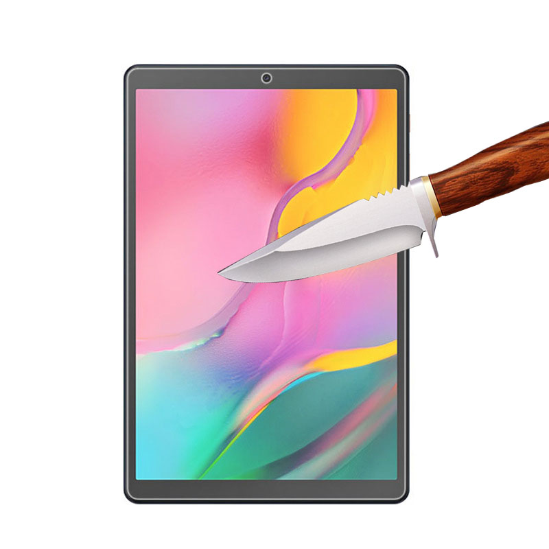 Tempered Glass Screen Protector For Samsung Galaxy Tab A 10.1 2019 T510 T515 SM-T510 SM-T515 Scratch Proof Protective Glass Film