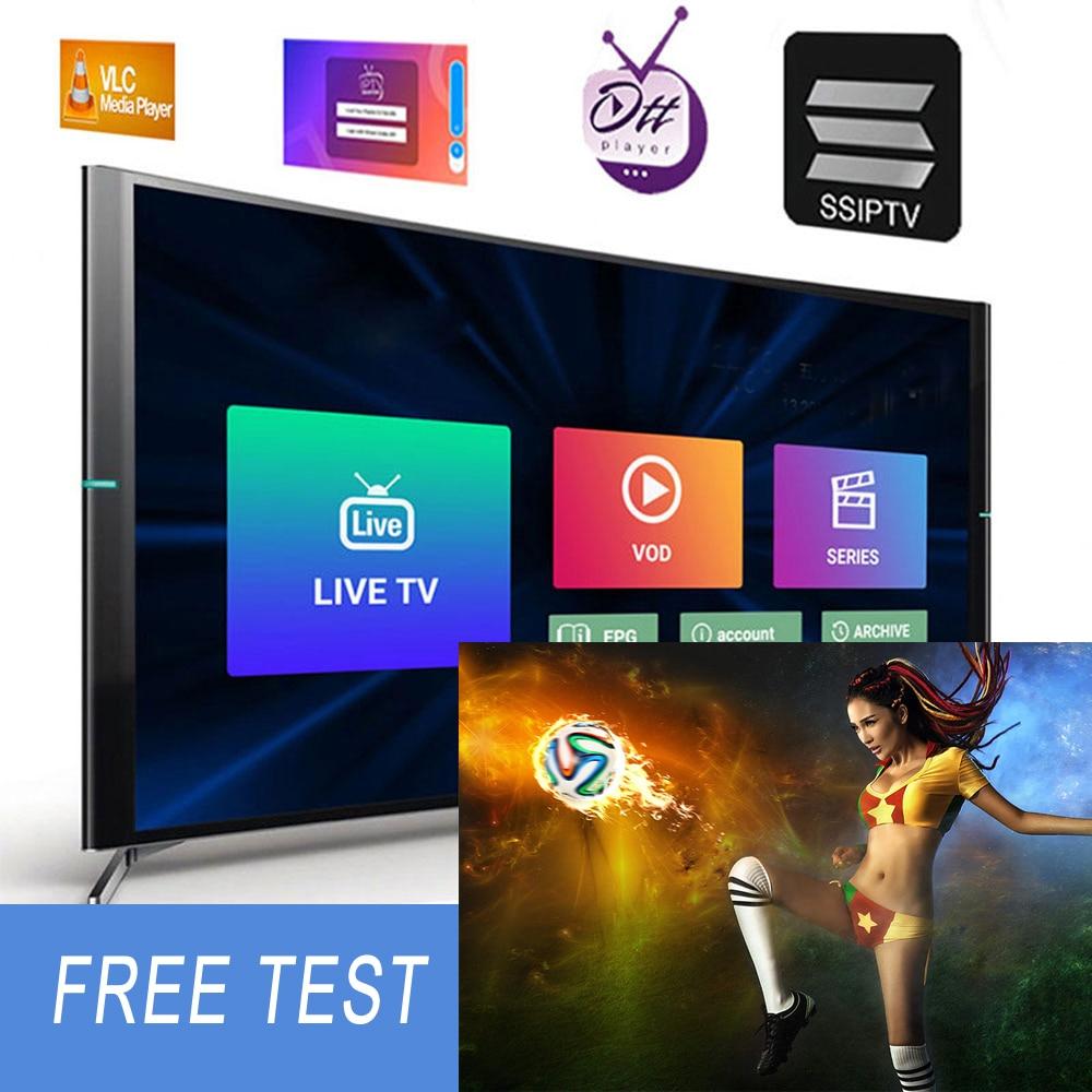 Full HD World IPTV+8000 Live Xxx VOD Adult 4K Europe Dutch Israel Spain Portugal Itlay Arabic USA IPTV Subscription Smart TV M3U