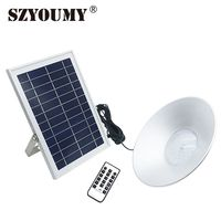 SZYOUMY 36 Led Solar Camping Pendant Light With Remote Control Outdoor or Indoor for Garden Yard Home
