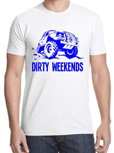 2019 New Mens T Shirts Dirty Weekends T-Shirt Jeep Off Road Rover Car 100% Cotton T-Shirts Hoodies