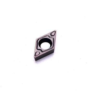 10PCS carbide inserts DCMT070204MQ  DCMT070202MQ PR1125  free shipping