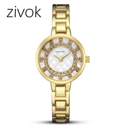 Top Brand  Luxury Fashion Women Watches Lady Watch Stainless Steel Dress Quartz Wrist