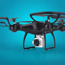 2019 Drone Folding GPS Smart Follow Full 1080P HD FPV Wide-Angle Camera 360 Rotation V-Sign Gesture Video Real-Time Transmission