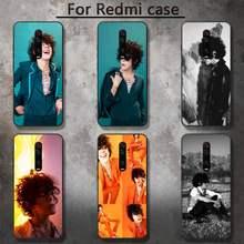 Laura pergolizzi lp rock cantor caso de telefone para redmi 5plus 6 pro 6a s2 4x go 7a 8a 7 8 9 k20